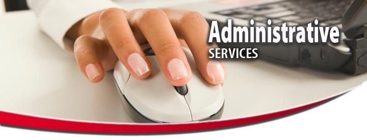 office and administrative services business hub