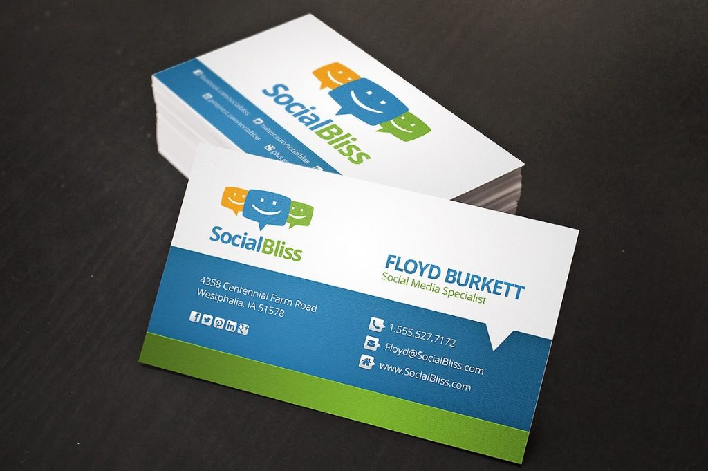 Business Cards - BUSINESS HUB